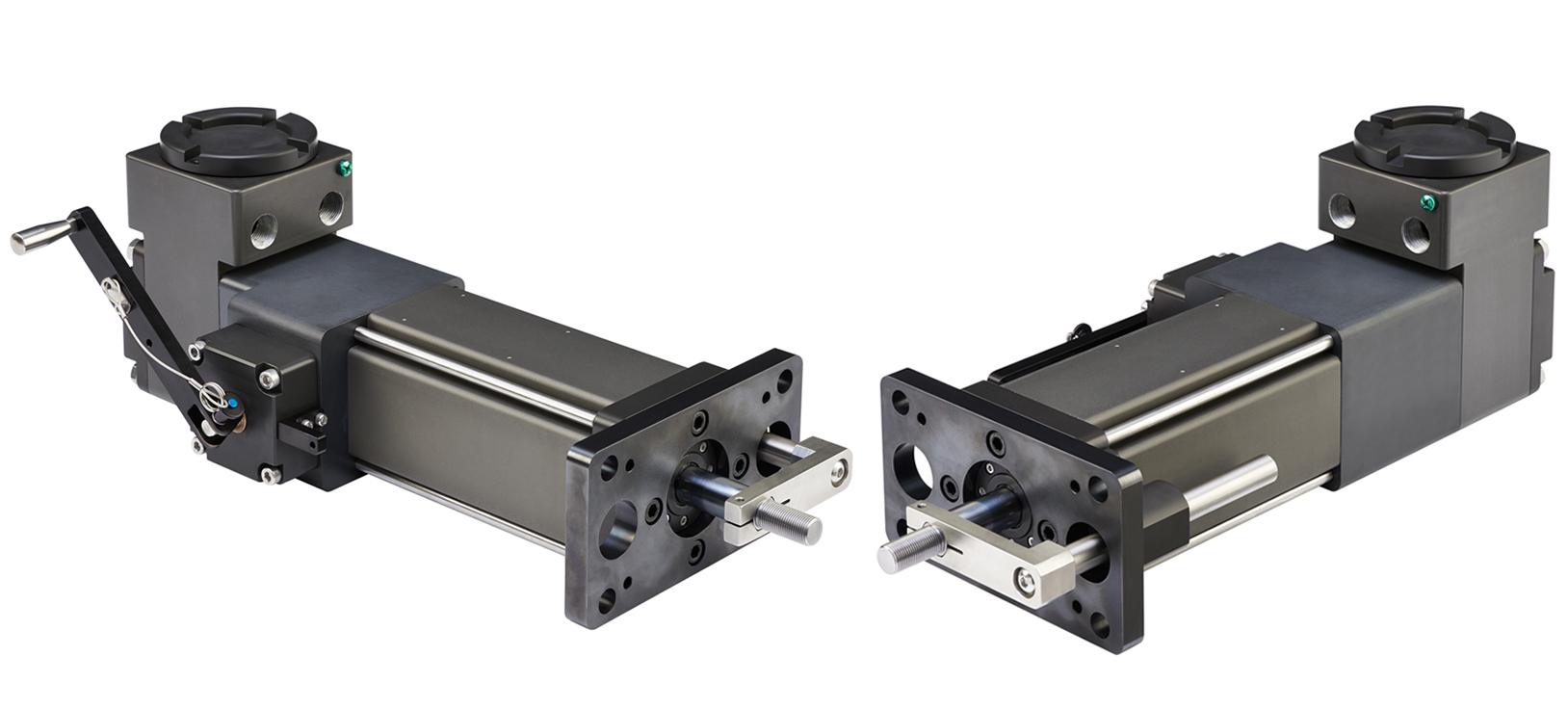 Exlar El120 Atex Explosion Proof Linear Actuators Atb