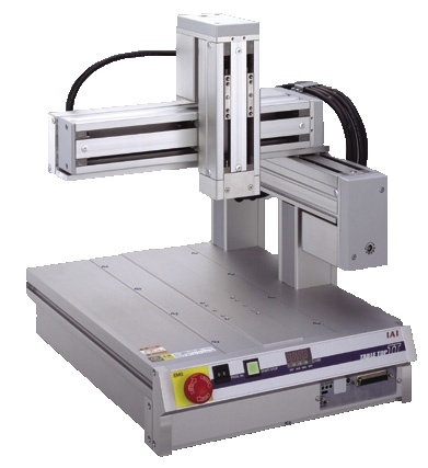 iai tabletop xy z positioning table atb automation