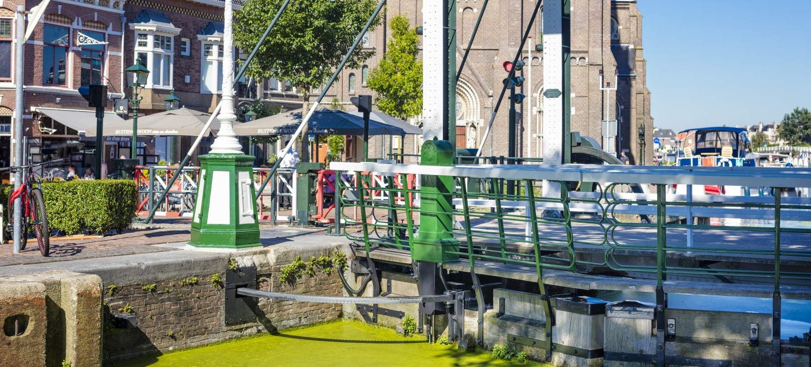 Lock Paddle Drives In Lock Gates Sluice Leidschendam Atb Automation