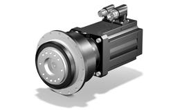 Servo motorreductor nauwkeurig van Stöber