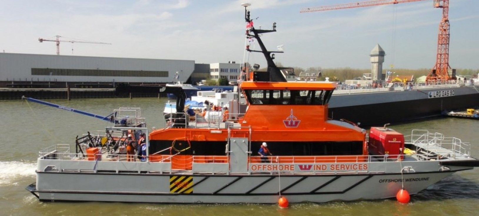 Offshore Service Vessels