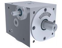 Tandler KD in-line bevel differential modulation gearbox