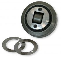 Faro combination bearing adjustable with shims
