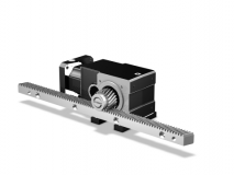 STÖBER ZV-KL2 rack and pinion drive