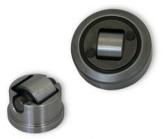 Faro combination bearing adjustable eccentric