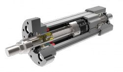 Exlar FTP Press Actuator