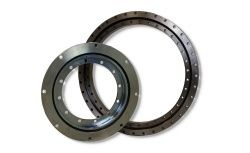 Slewing ring bearing without gear