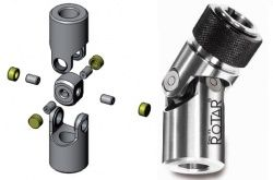 Rotar VR universal joint