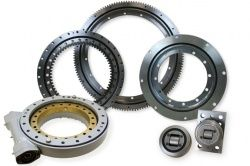 Torriani slewing ring bearings and Faro combination bearings