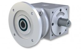 Tandler F spiral bevel gearbox with input flange