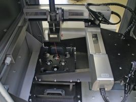XY positionion system laser welding unit