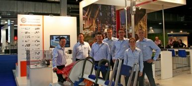 Beurs World of Technology and Science 2014