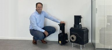 Marcel Goes Sales Engineer Stober servosystemen