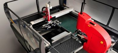 Slider 1 manipulator IAI robot cartesienne