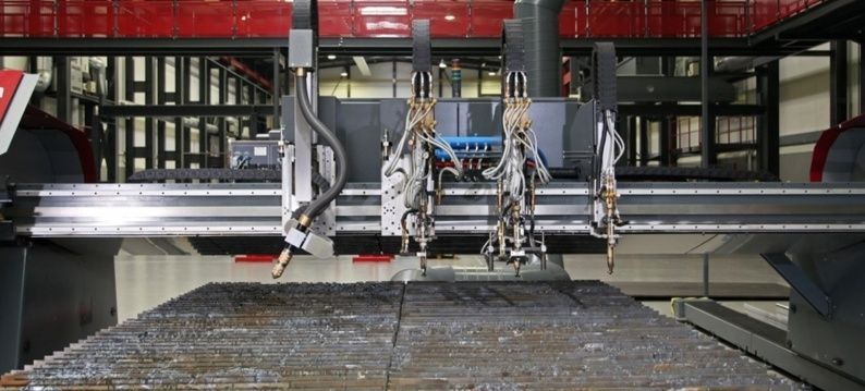 2 Slider plasma-cutting-machine-rack-and-pinion-drive-stober