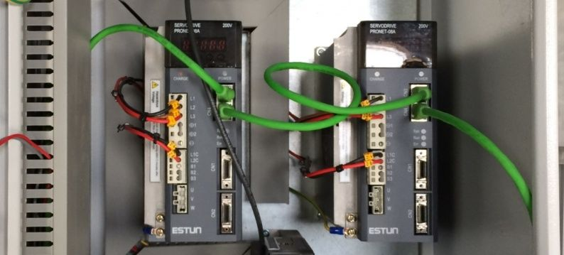 Estun servo drive with EtherCAT