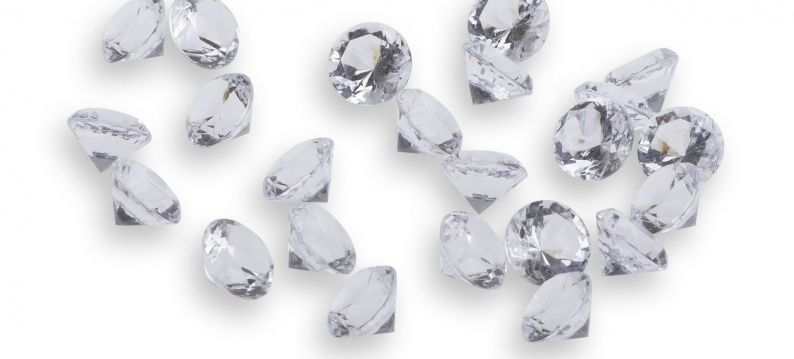 Handling system diamonds