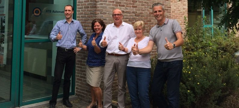 ATB Automation Sint Pieters Leeuw employees