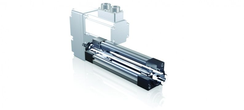 Exlar K lineaire roller screw actuator