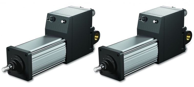Exlar Tritex II DC electric linear dc actuator