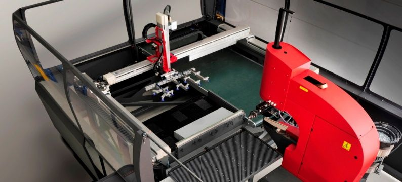 Slider 1 manipulator IAI cartesiche robot