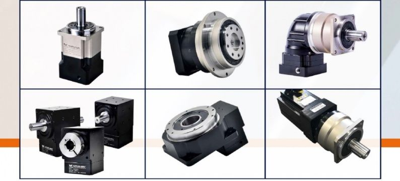 Wanshsin planetary gearboxes at ATB Automation
