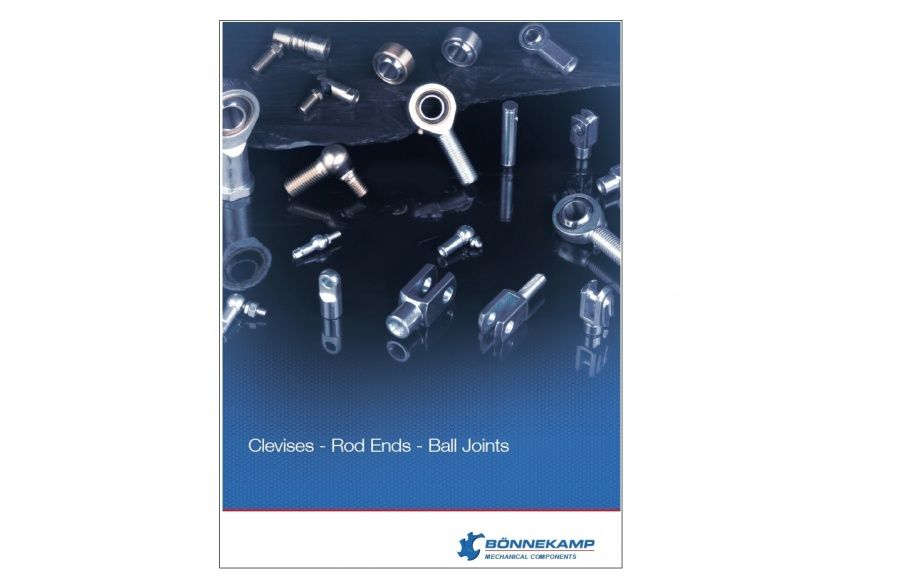 Bonnekamp mechanical components catalog